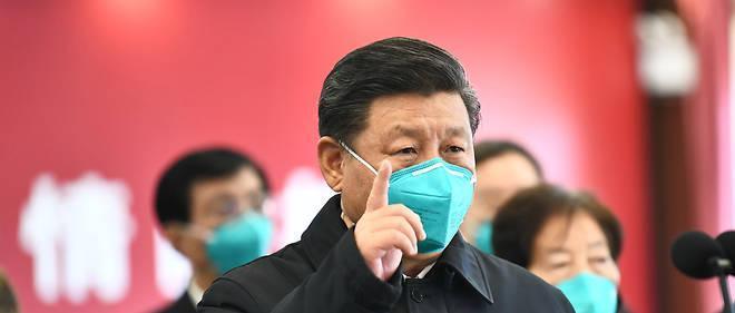 Xi jinping masque